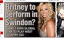 Britney to appear at BBC Big Weekend?