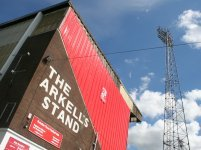 Swindon Town Arkell's Stand