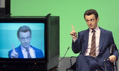The Damned United starring Michael Sheen as Brian Clough
