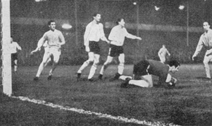 Swindon v Derby 05 Nov 1968 League Cup