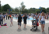 Coate Water Splash Pool