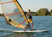 Windsurfing in Swindon