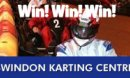 Win at Swindon Karting