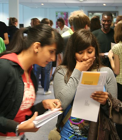 New College A level results 2009