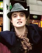 Pete Doherty in Swindon
