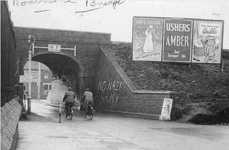 Bruce Street Bridge, Swindon pre 1956