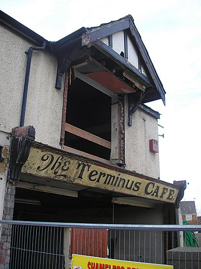 Terminus Cafe, Rodbourne, Swindon