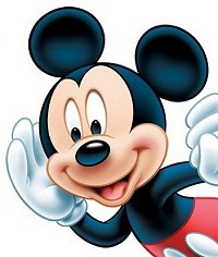 Mickey Mouse, Disney twinned with Swindon