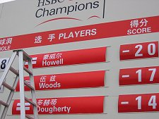 HSBC Leaderboard