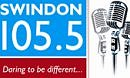 Swindon 105.5 logo
