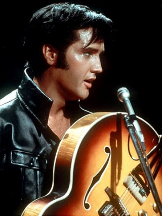 Elvis Presley died 16 August 1977
