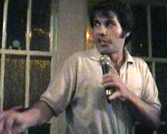 Elvis Presley plays the Rose and Crown in Highworth, Swindon