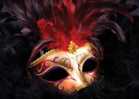 Valentine's Masquerade Ball at Blunsdon House Hotel