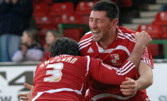 Swindon 2 Carlisle 0