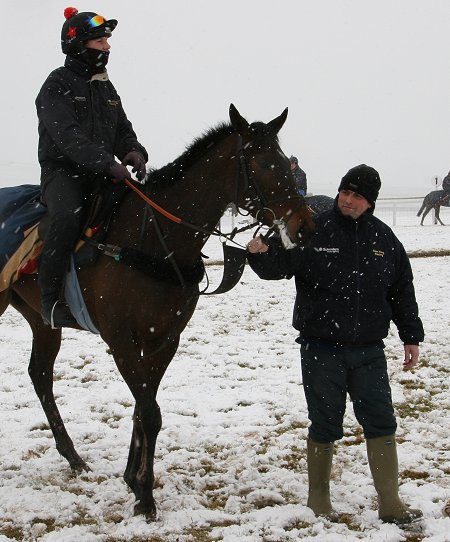 Alan King and Mille Chief