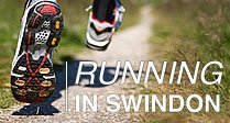 Running in Swindon