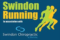 Running in Swindon in association with Swindon Chiropractic Clinic