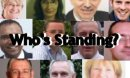 Who's standing? And Why?