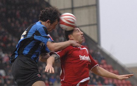 Swindon v Charlton 06 Feb 2010