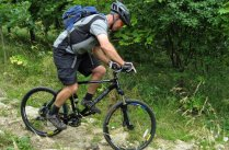 Mountain biking Swindon