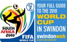 Swindon World Cup logo