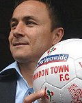 Dennis Wise Swindon Town