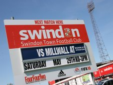 Swindon Town Wembley 2010