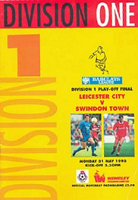 Swindon Leicester 1993