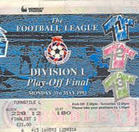 Swindon v Leicester 1993 Play-Off