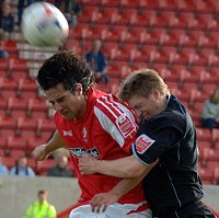 Rory Fallon Swindon Town