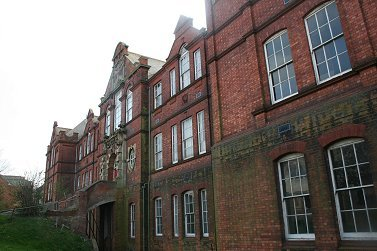 Former Swindon Technical College