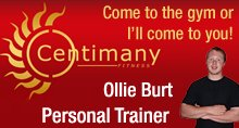 Olly Burt Personal Trainer