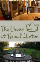 Crown at Broad Hinton, Sunday Lunch