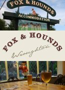 Fox and Hounds Wroughton Sunday Lunch Swindon
