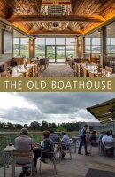 Old Boathouse, Sunday Lunch