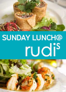 Rudis Bar Sunday Lunch Swindon