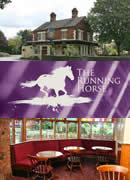 The Running Horse Sunday Lunch Swindon