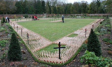 Field of Rembrance, Lydiard Park, Swindon