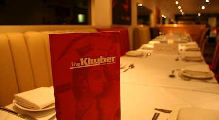 Khyber Indian Restaurant Swindon