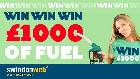 Win £1000 fuel in Swindon