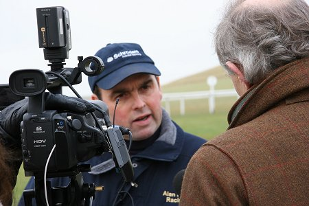 Alan King interview with SwindonWebTV
