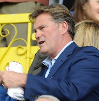 Glen Hoddle at Swindon Town FC