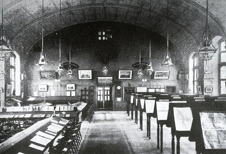 Mechanics Institute Reading Room