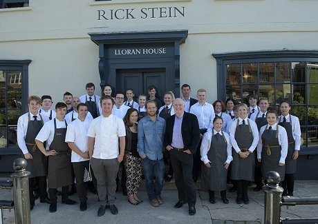Rick Stein at Marlborough