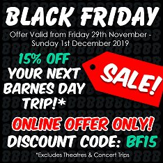 Barnes Black Friday