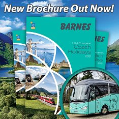 Barnes Coaches Advert