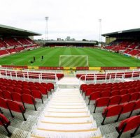 Swindon Town FC (The County Ground)