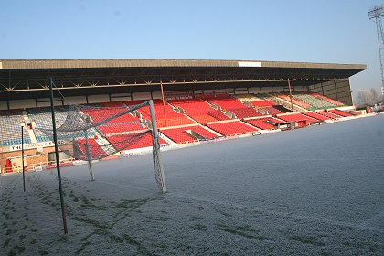 Winter time in Swindon 07