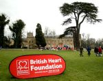 British Heart Foundation run