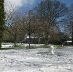 Snow in Swindon 2008